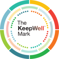 The Keepwell Mark Logo - for companies